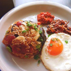One pot Claypot Rice Influencer post by Lynn