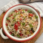 Zesty Herb Rice Salad