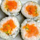 maki roll with alchemy fibre