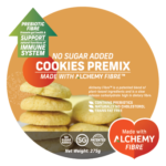 Alchemy Premix Cookies Packaging Front