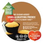 Alchemy Premix Muffins Packaging Front