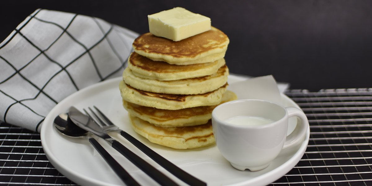 Vegan-friendly Pancakes