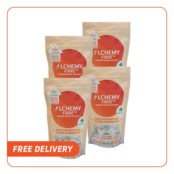 250g bundle alchemy fibre